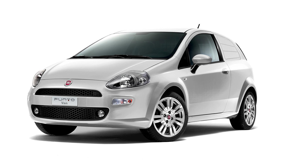 Autokinissis Ιωάννινα - Fiat Professional | Fiat Punto Van