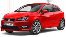 Autokinissis Ιωάννινα | Αντιπροσωπεία αυτοκινήτων Seat | Seat Ibiza SC fr