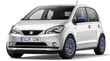 Autokinissis Ιωάννινα | Αντιπροσωπεία αυτοκινήτων Seat | Seat Mii connect blue pack