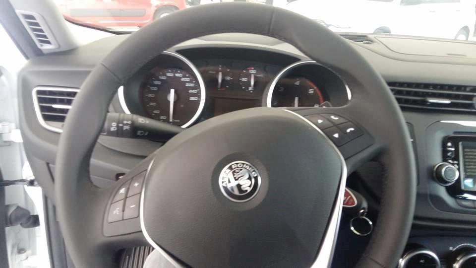 Alfa Romeo Giulietta super TCT '16