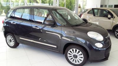 Fiat 500L '16 - € 17.000 EUR